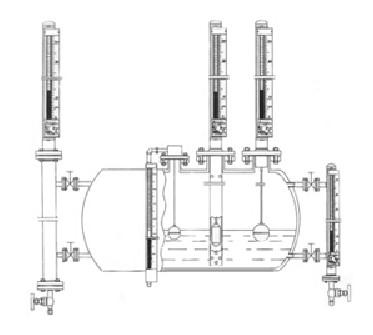 投入式静压液位计_磁翻板液位计结构剖析图_安装示意图_安装步骤 - 技术文章-联仪自控