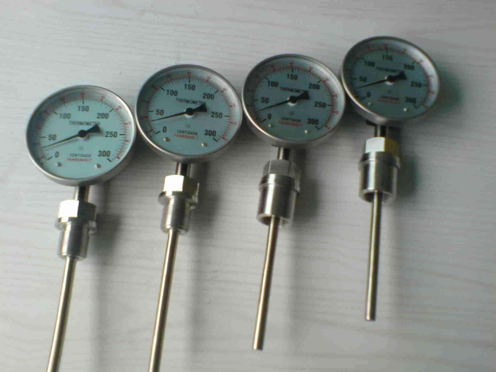 双金属温度计与其他仪表相比的优势在哪